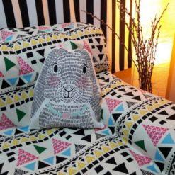 Sevimli Tavşan Kırlent