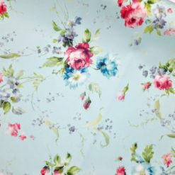 Vintage Çiçekli Kumaş