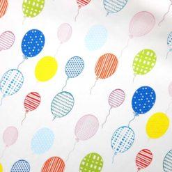 Balon Desenli Kumaş