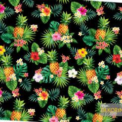 Ananaslı Kumaş