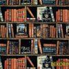 Kütüphane Kumaş