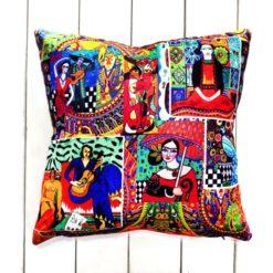 Frida Kahlo Kırlent