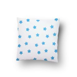 Mavi Yıldız Kırlent