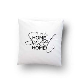 Home Sweet Home El Yazısı Kırlent