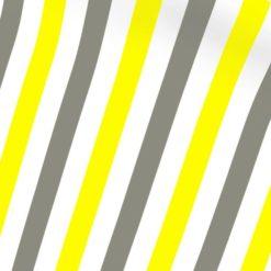 Sarı Gri Çizgili Kumaş