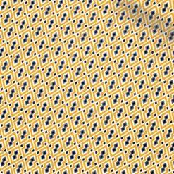 Sarı Aztek Kumaş