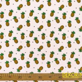 Mini Ananaslar Kumaş