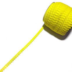 Sarı Örme Şerit