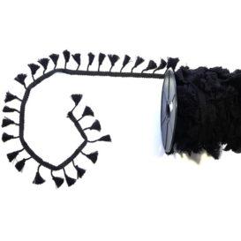 Siyah Püskül Şerit