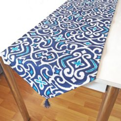Damask Marin Runner