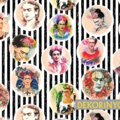 Frida Pencereleri Kumaş