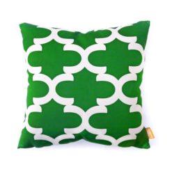 Yeşil Büyük Moroccan Kırlent