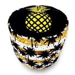 Ananas ve Palmiyeler Puf