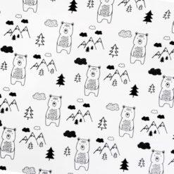 Orman Ayıları Kumaş