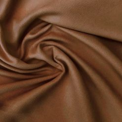 Kestane Rengi Düz Döşemelik Kumaş