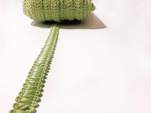 Sedefli Açık Yeşil Sutaşı Şerit