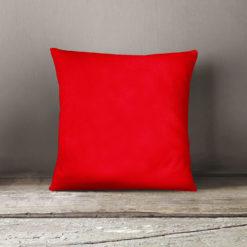 Kırmızı Dekoratif Kırlent
