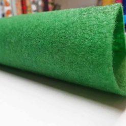 Yeşil Renkli Keçe