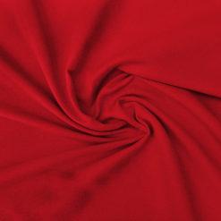 Kırmızı Düz Döşemelik Kumaş